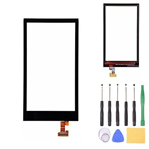 LSHtech Front Cover Touch Screen Digitizer Panel For HTC Desire 510 with free tools(Not with LCD) (Htc Desire 510 Replacement Parts compare prices)