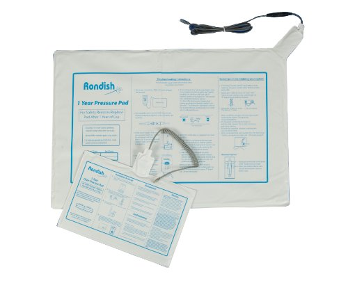 NRS Rondish Speaking Pager Falls & Wandering Prevention System - Bed Sensor Mat