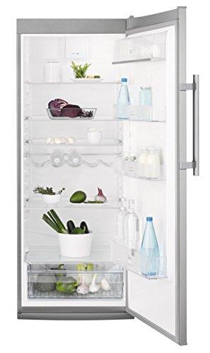 Electrolux ERF3312AOX réfrigérateur - réfrigérateurs (Autonome, Acier inoxydable, A+, Droite, Non, ST, SN, T, LED)
