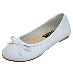 Toddlers Ballerina Flats Easy USA (8)