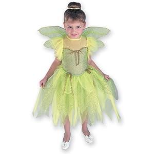 Rubies Costume Co R38871-M Tinkerbell Costume Child Size Medium