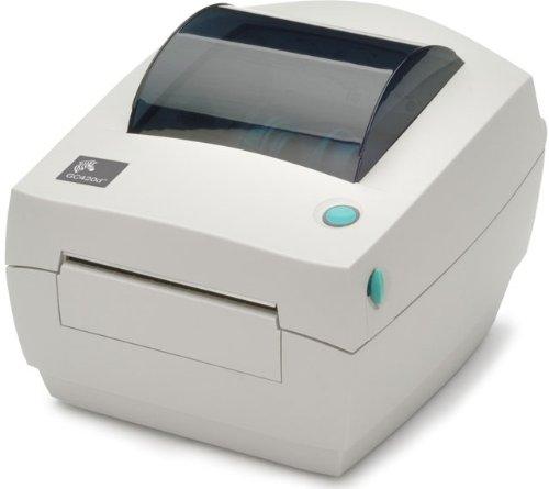 Zebra-GC420d-Drucker-Etikett