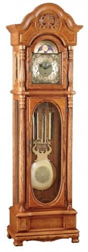 Hermle Amherst Model Cable Driven Floor- Grandfather Clock 01153-I91161