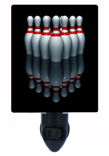 Sports Night Light - Bowling