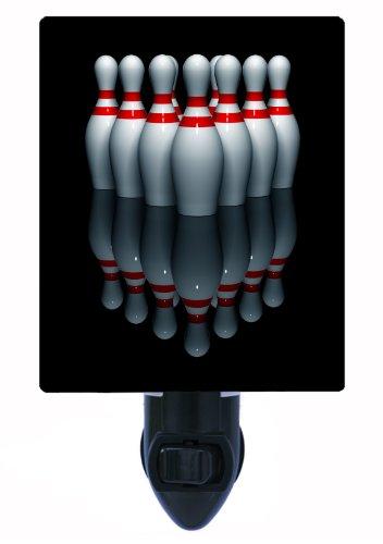 Sports Night Light - Bowling front-1078086