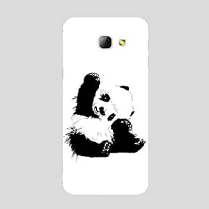 Back cover for Samsung Galaxy A7 2016 Panda 2
