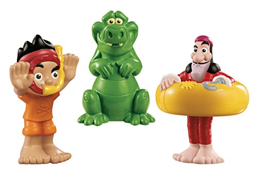Fisher-Price Disney'S Jake And The Never Land Pirates: Jake Bath Squirters front-484076