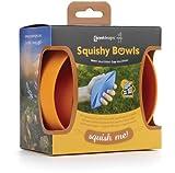 Squishy Bowls Set Grey