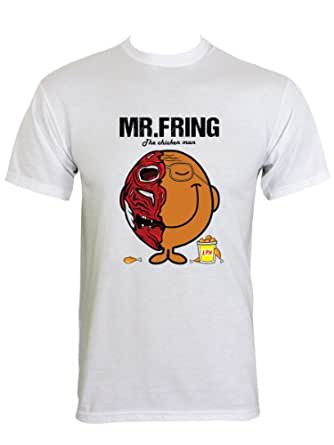 Mr. Fring Tee-Shirt Homme Inspiré par Breaking Bad