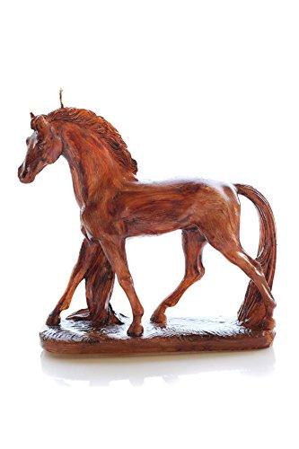 caballo-cera-vela-figura