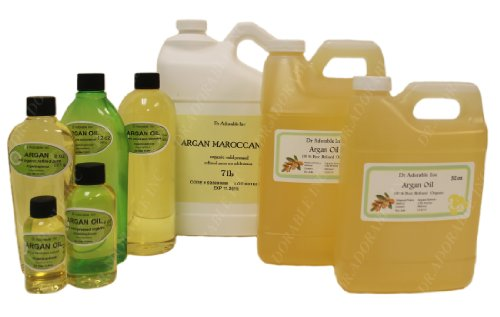 Argan Marrakesh Moroccan Pure & Organic You Pick Size (16 Oz/1 Pint) front-901779