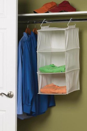 3 - shelf Sweater Organizer, 24