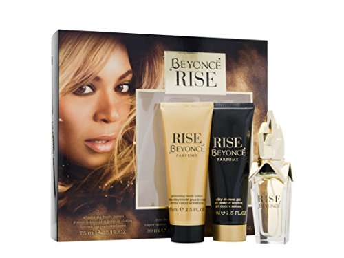 Beyoncé Rise Confezione Regalo 30ml EDP + 75ml Gel Doccia + 75ml Lozione Corpo
