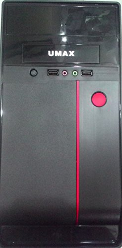 Umax Computer Cabinet Armor M2007 (with SMPS)
