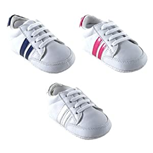 Basic Stripe Sneaker from BabyVision