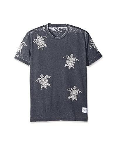 Kinetix Men's Turtle Short Sleeve T-Shirt