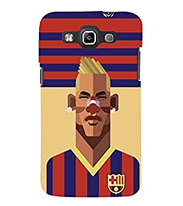 PRINTSWAG PLAYER Designer Back Cover Case for SAMSUNG GALAXY WIN i8552