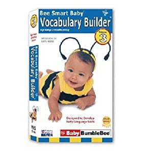 bee smart baby vocabulary builder vol 3 vhs format on popscreen