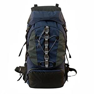 60 10l internal frame camping hiking backpack for Fishing backpack amazon