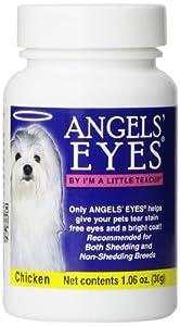 Angels' Eyes Natural Tear Stain Eliminator Remover | Pets Gem