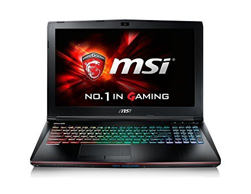 Msi ge62 6qd 816uk 156 inch apache pro gaming laptop intel core i7 6700hq 16 gb ram 1 tb hdd plus 128 gb ssd nvidia geforce gtx 960m graphics card windows 10