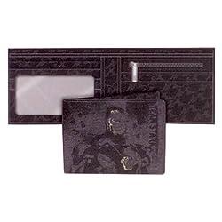 Marvel Comics Civil War Legend Iron Man Canvas Wallet