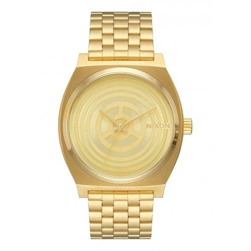 Reloj Nixon Star Wars C-3po Gold A399SW2378 Mujer Acero
