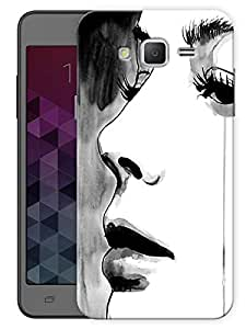 "Humor Gang Inner Sadness Printed Designer Mobile Back Cover For ""Samsung Galaxy Mega 5.8"" (3D, Matte, Premium Quality Snap On Case)"