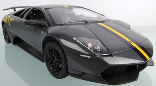 Limited Edition Lamborghini Remote Control Car/car Model 1:14 Drift Design with Cool Bat Shape Remote Hand Shank (Ship By Expedite)