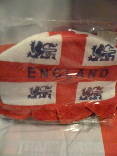 Fabric England St George Lions Hat World Cup Party Fancy Dress