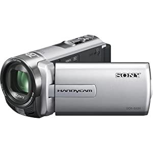Sony DCR-SX85 Handycam Camcorder (Silver)