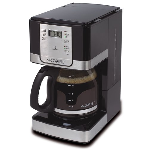 Mr. Coffee JWX27-NPA 12-Cup Progammable Coffeemaker,
