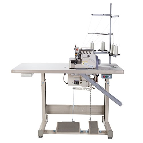 Singer 321D Ultra High Speed Complete Industrial Commercial-Grade 3 & 4 Thread Serger Overlock