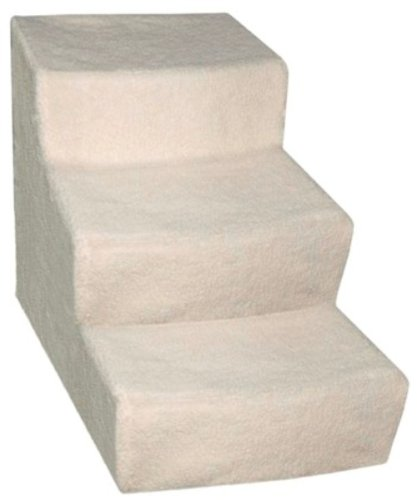 Pet Gear Soft Step III Pet Stairs, 3-step/for