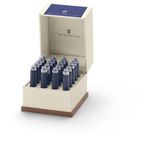 Faber-Castell Graf Cartouches d'encre 20cobalt blue 141131