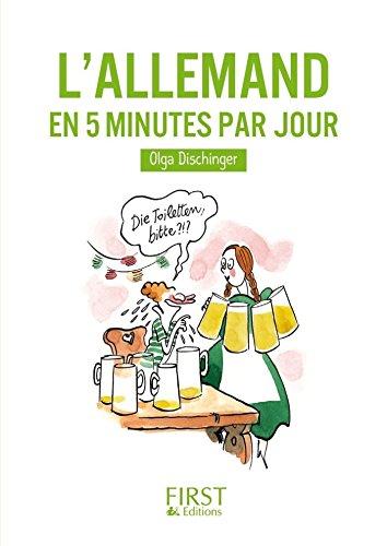 Petit livre de - Allemand en 5 mn par jour