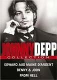 echange, troc Johnny Depp Collection - Coffret 3 DVD