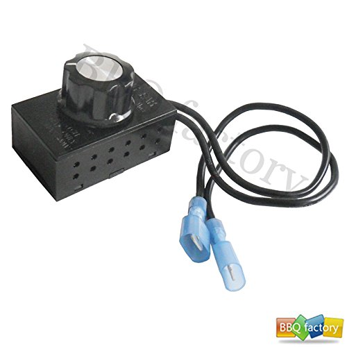 Bbq Factory Variable Speed Electric Motor Control For