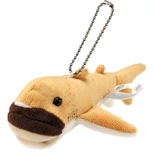 リアルぬいぐるみマスコット メガマウスザメ キーホルダーの商品画像