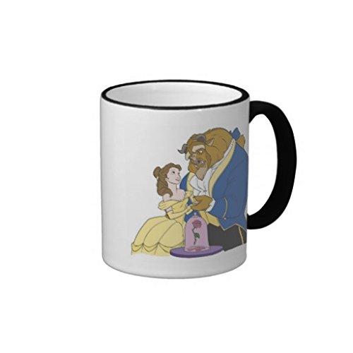 Disney Beauty And The Beast Coffee Mugs