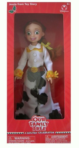 "Disney Toy Story : Jessie Collectible 10"" Doll Figure - 1"