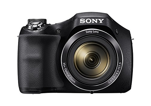 Sony-Cyber-shot-H300-Point-and-Shoot-Digital-camera-Black-with-35X-optical-zoom