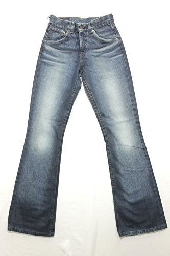 Levi's 525 girls bootcut jeans Nuovo Tg.40 W26 L34 Donna boyfriend