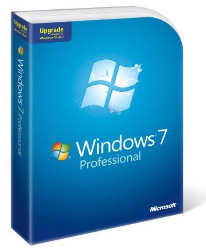 Microsoft Windows 7 Professional - Ensemble De Mise À Niveau De Version - 1 Pc - Dvd - 32/64-Bit - Anglais