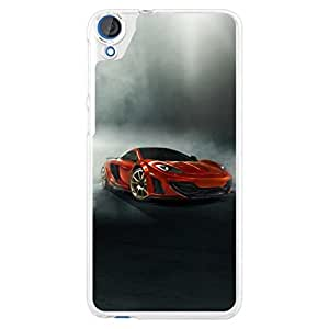 a AND b Designer Printed Mobile Back Cover / Back Case For HTC Desire 826 (HTC_826_740)