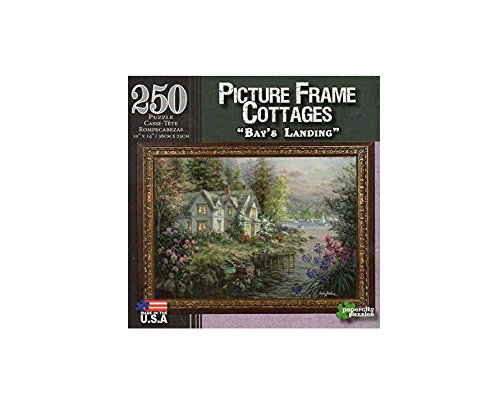 Picture Frame Puzzle Bay's Landing - 250 Pc