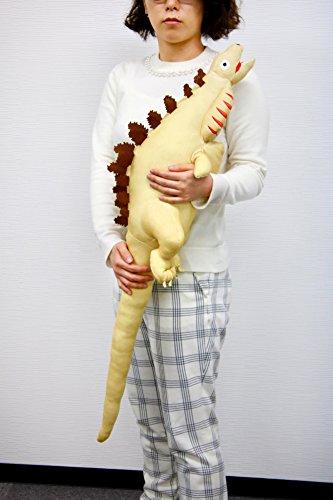 シン・ゴジラ 第2形態 もちっとクッション 全長約100cm