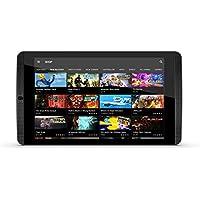 NVIDIA SHIELD K1 - 8-Inch Full HD Tablet (Black) - (192 Core Tegra K1 Processor, Micro SD Card up to Additional 128 GB, 4K Ultra HD Ready)