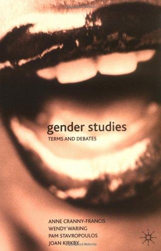 Gender Studies: Terms and Debates