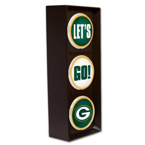 NFL Green Bay Packers Let's Go Light